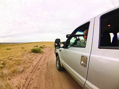 handicap assessible hunts in wyoming